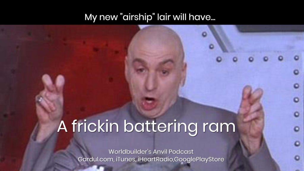 194 A frickin battering ram