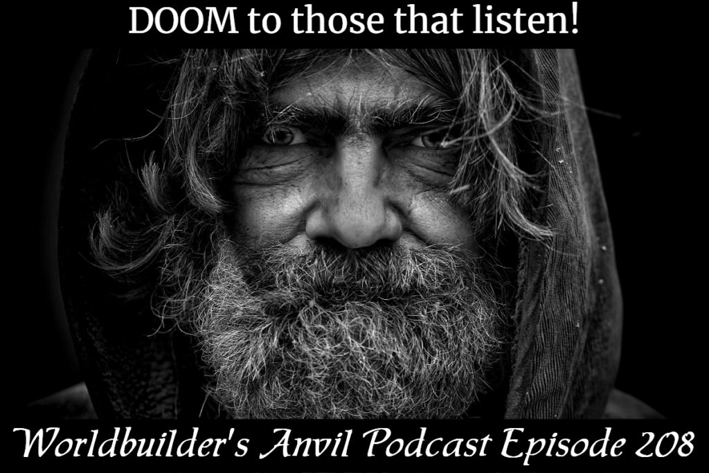 208 Doom to those that listen