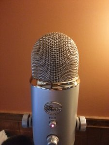 Microphone for Podcasting