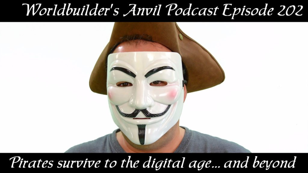 202 Pirates survive to the digital age... and beyo