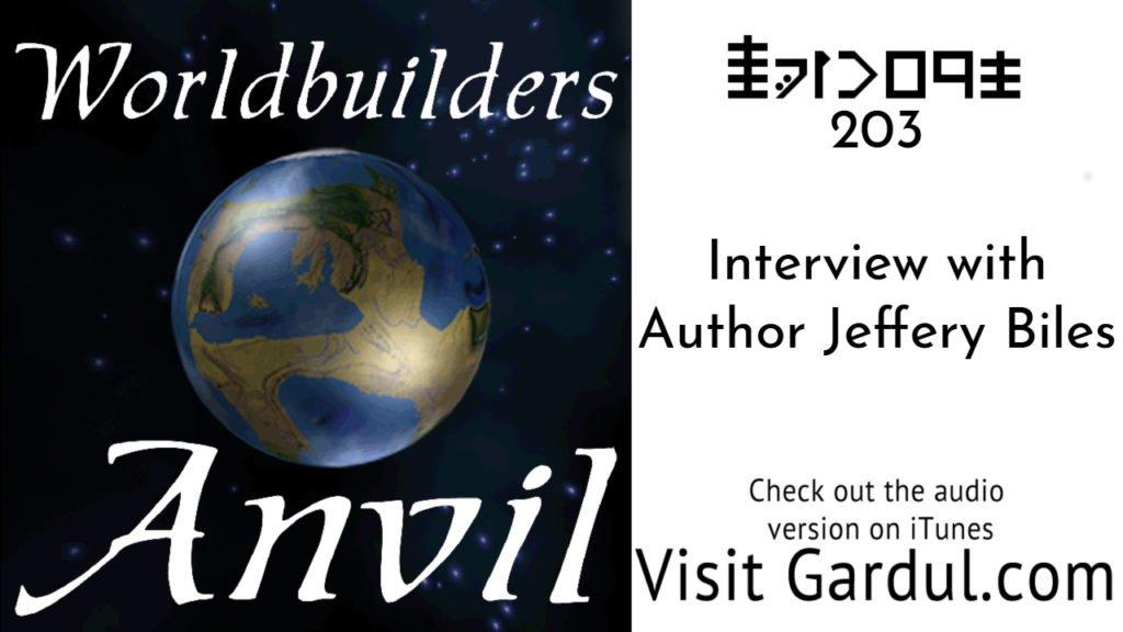 Interview with Author Jeffery Biles