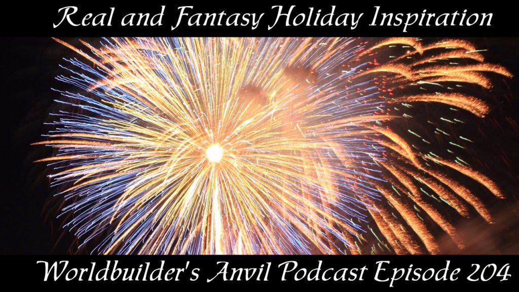 204 Real and Fantasy Holiday Inspiration