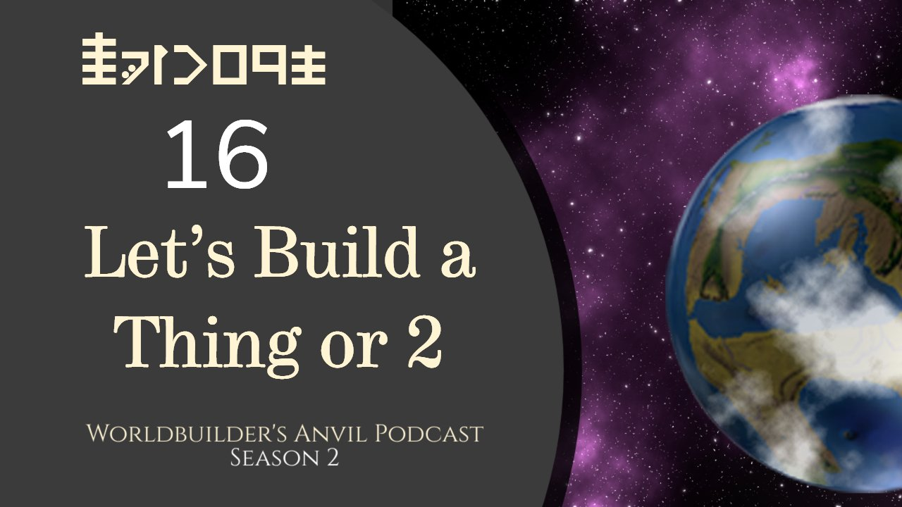 Season 2 Episode 16 Let's Build a Thing or 2