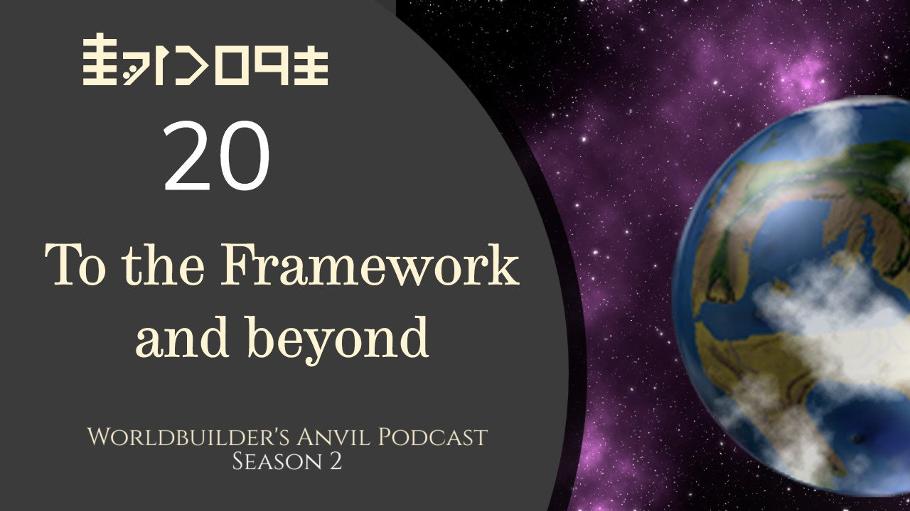 Season 2 Episode 20 To the Framework and beyond