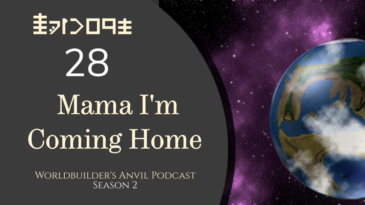 Season 2 Episode 28 Mommy's Interview Revisited