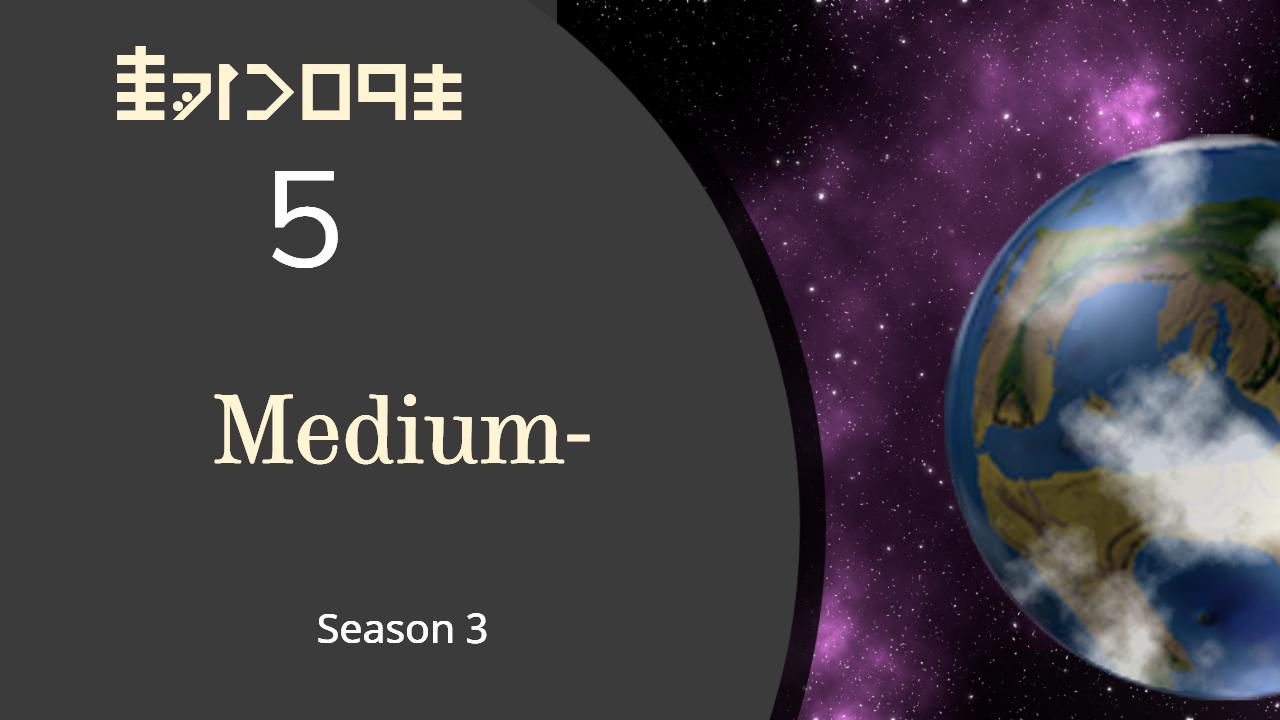 Season 3 Episode 5 Medium-