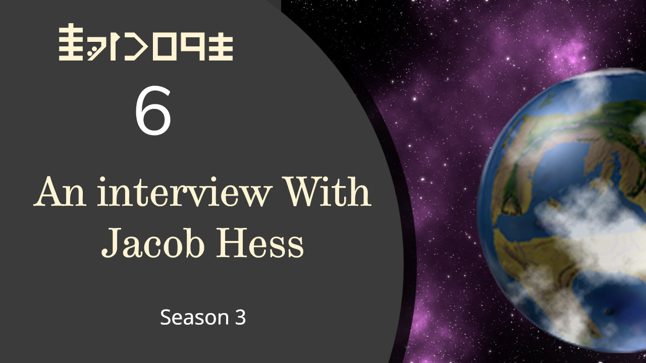 Season 3 Episode 6 An Interview with Jacob Hess